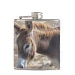 Adorable Donkey Hip Flask