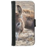 Adorable Donkey iPhone 6/6s Wallet Case