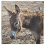 Adorable Donkey Napkin