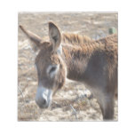 Adorable Donkey Notepad
