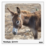 Adorable Donkey Wall Decal