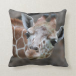 Adorable Giraffe Pillow