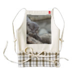 Adorable Otter Zazzle HEART Apron