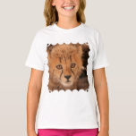 Baby Cheetah Kid's T-Shirt