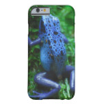 Blue Poison Arrow Frog Barely There iPhone 6 Case