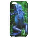 Blue Poison Arrow Frog Case For iPhone 5C