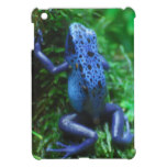 Blue Poison Arrow Frog Case For The iPad Mini