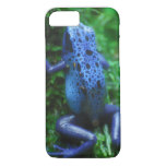 Blue Poison Arrow Frog iPhone 8/7 Case