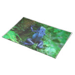 Blue Poison Arrow Frog Placemat