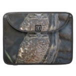 Burrowing Owl MacBook Pro Sleeve