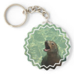 Chatty Sea Lion Keychain