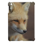 Cute Red Fox Cover For The iPad Mini