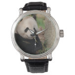 Cute Smiling Panda Wrist Watch