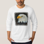 Eagle Head Men's Long Sleeve T-Shirt
