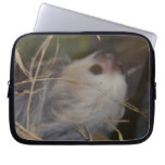 Face of Sloth Laptop Sleeve
