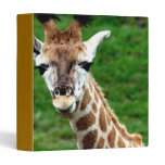 Giraffe Photo Binder