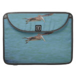Gliding Pelican MacBook Pro Sleeve
