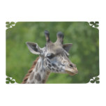 Great Giraffe Placemat