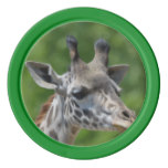Great Giraffe Poker Chips