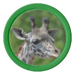 Great Giraffe Poker Chips Set