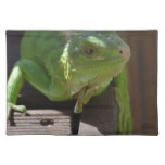 Iguana in the Tropics Placemat