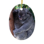 Koala Family Ornament