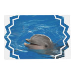Lovable Dolphin Placemat