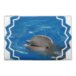 Lovable Dolphin Travel Accessory Bag