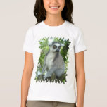 Madagascar Lemur Girl's T-Shirt