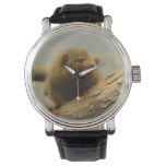 Mongoose a Tree Branch Wrist Watch