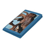 Moose Trifold Wallets