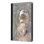 Otter Back Float iPad Air Case