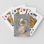 Otter Back Float Playing Cards