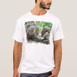 Otter Habitat Men's T-Shirt