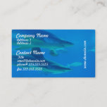 Pair of Sharks Business Cards