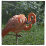 Perfect Pink Flamingo Cloth Napkin