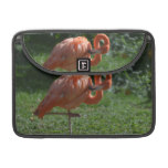 Perfect Pink Flamingo MacBook Pro Sleeve