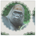 Perplexed Gorilla Fabric