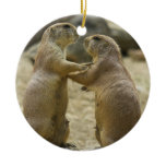 Prairie Dog Deal Ornament