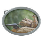 Prairie Dog Soldiers Belt Buckle