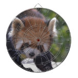 Prowling Red Panda Dart Board