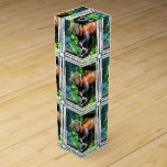 Red Panda Climbing Wine Box