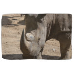 Rutting Rhino Hand Towel