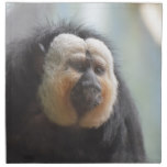 Saki Monkey Cloth Napkin
