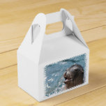 Sea Lion Favor Box