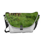 Sheep Family Courier Bag