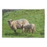 Sheep Family Pillowcase