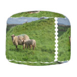Sheep Family Pouf