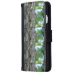 Squirrel Hanging in A Tree iPhone 6/6s Wallet Case