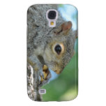 Squirrel Hanging in A Tree Samsung Galaxy S4 Case